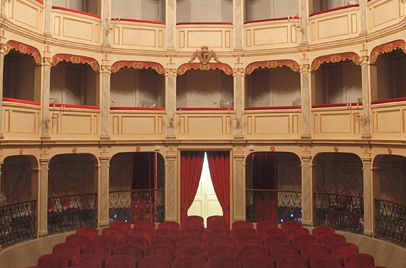 """Teatro """"Leopardi"""""""